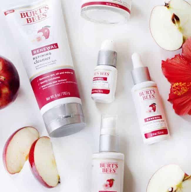 Burt's Bees Renewal Skincare
