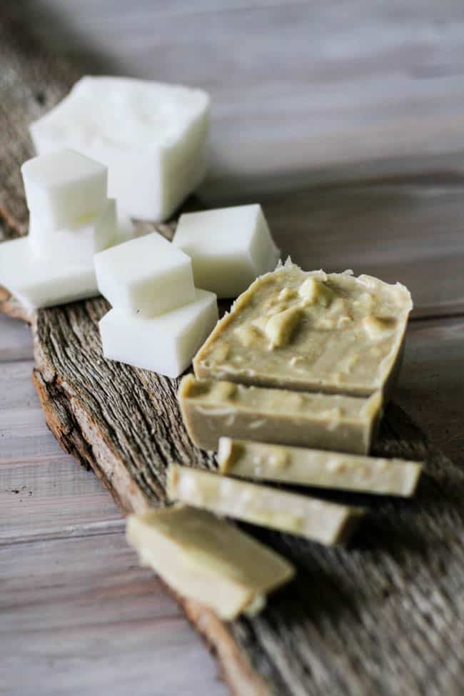 Coconut Sand Soap