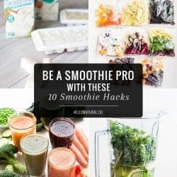 Be a Smoothie Pro with These 10 Smoothie Hacks