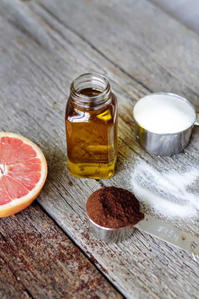 Grapefruit Cellulite Oil + Scrub