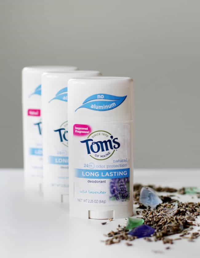 Review - Tom's of Maine Natural Deodorant
