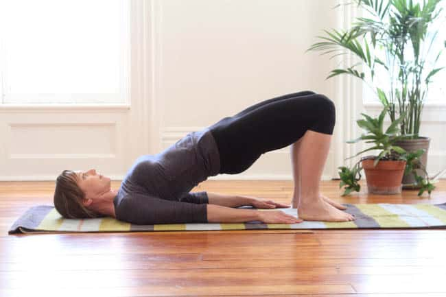 Bridge Lifts | 6 Yoga Moves for Desk Workers