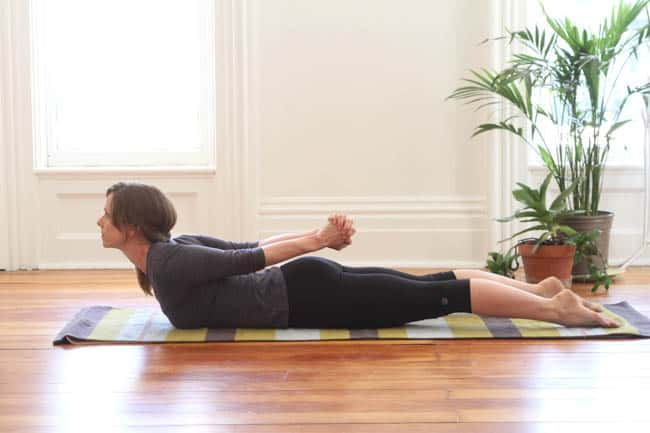 Locust Pose | 6 Yoga Moves for Desk Workers