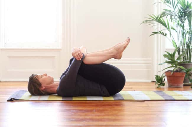 6 Yoga Moves for Desk Workers