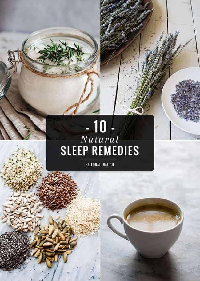 Natural Herbs To Make You Sleep