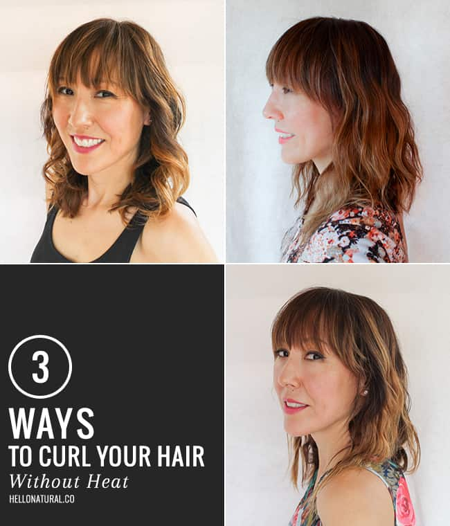 style wavy hair without heat 3 ways to get boho waves without heat hello glow 7562