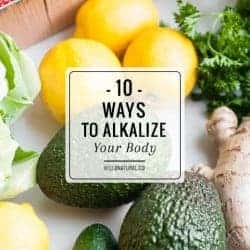 10 Ways To Alkalize Your Body (+ Why You Should)