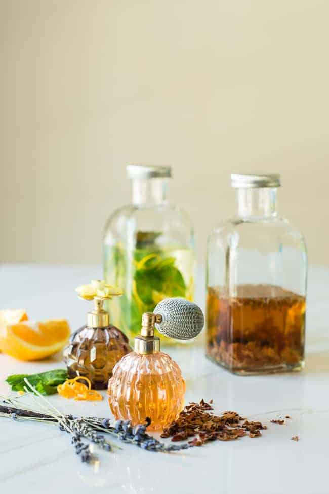 13 Ways to Make Your Own Perfume (and Make It Last)