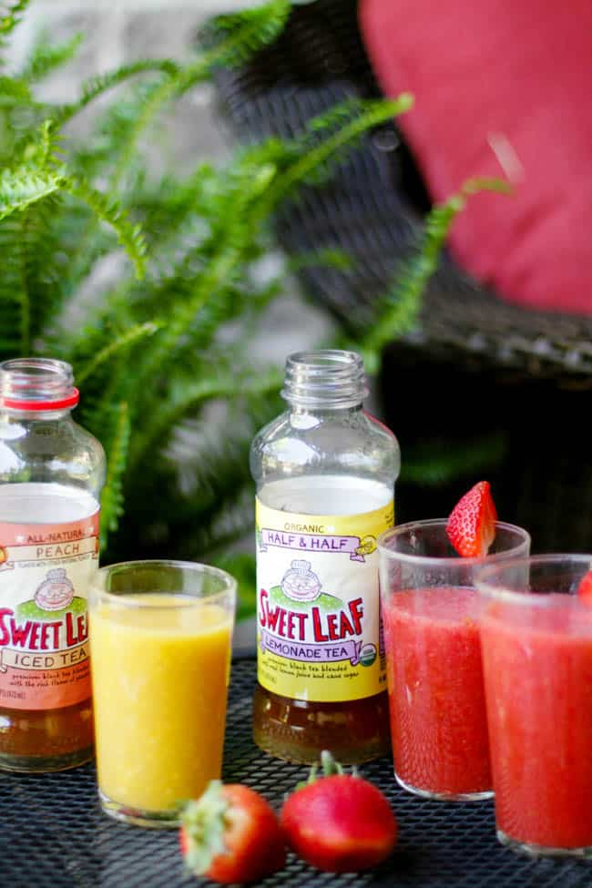 Sweet Leaf Tea Giveaway
