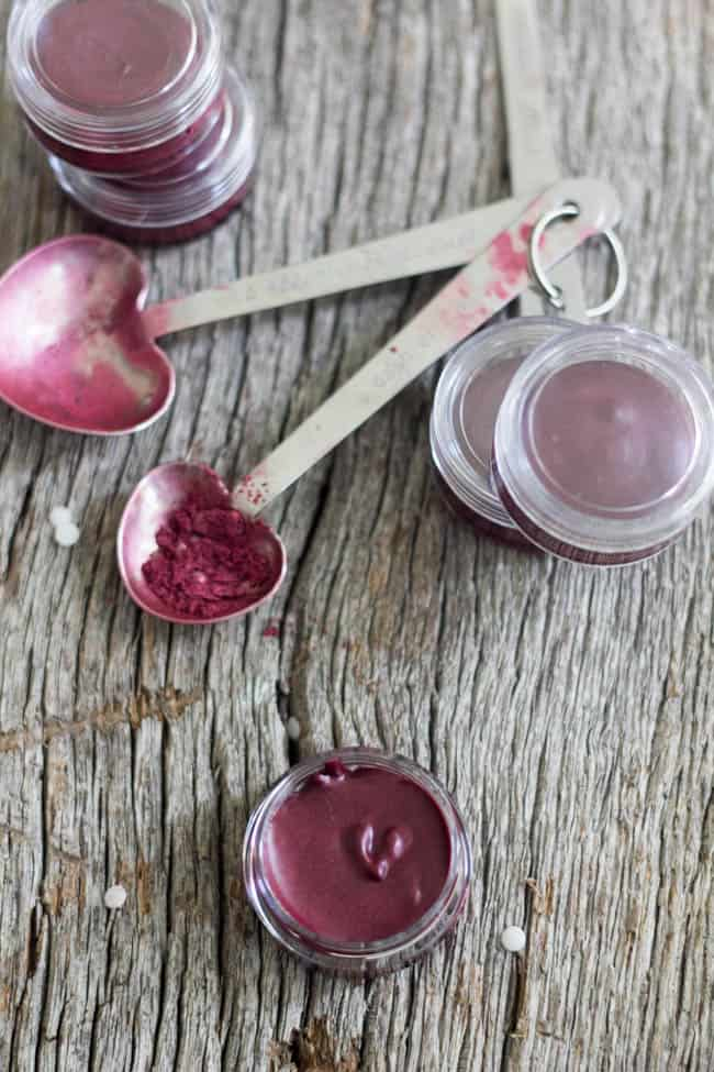 Marsala DIY Lip Gloss
