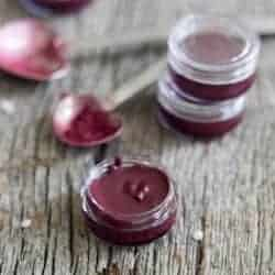 Creamy Marsala DIY Lip Gloss