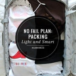 No-Fail Plan: 10 Ways To Pack Smart