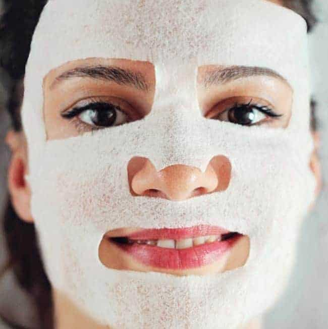 How To Make A DIY Sheet Mask At Home