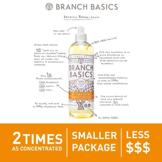 Branch Basics Cleaning Supply Giveaway