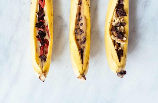 Banana boats by Nutrition Stripped