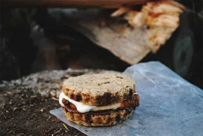 S'mores blondies by The Merrythought