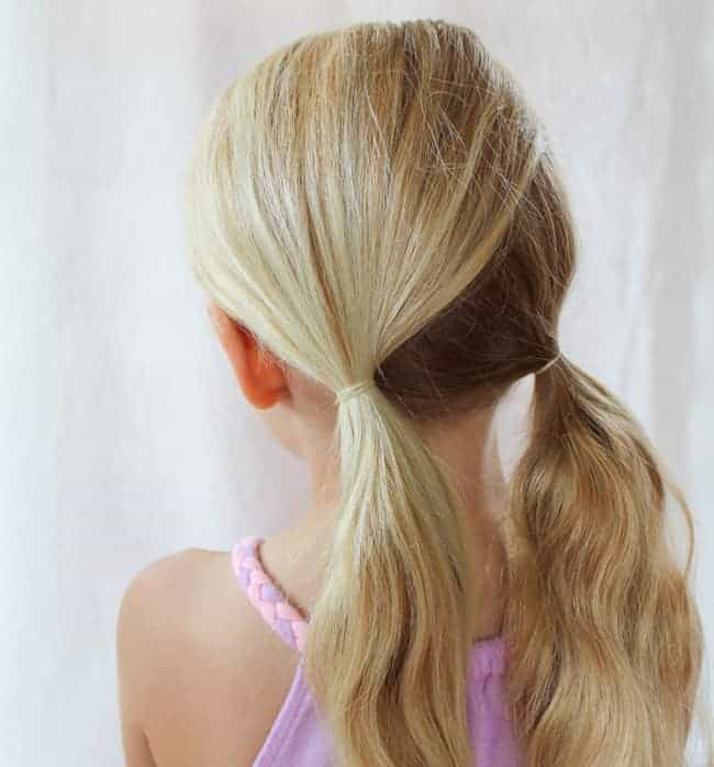 Enjoyable 3 Pretty Easy Back To School Hairstyles That Mom Might Want To Hairstyles For Men Maxibearus