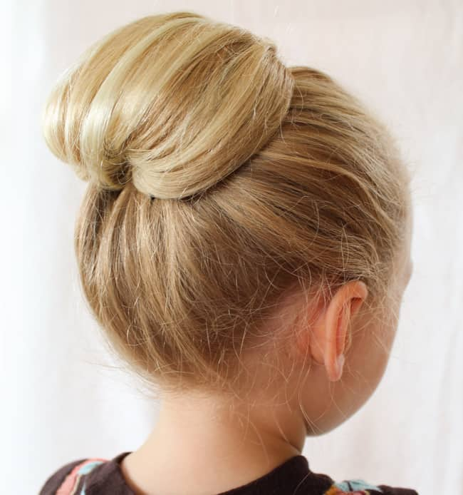 3 Pretty Easy Back To School Hairstyles That Mom Might Want To
