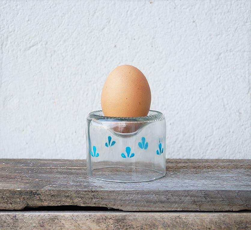 Egg cups by Nur Noch