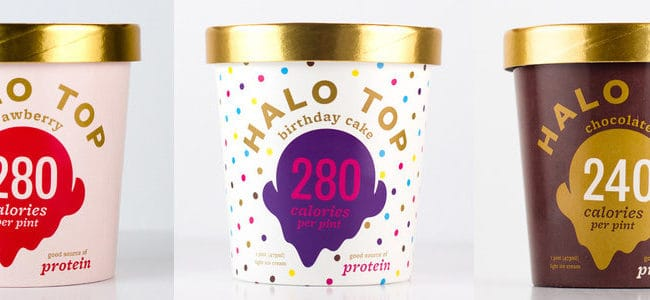 Halo Top Ice Cream Giveaway | Hello Glow