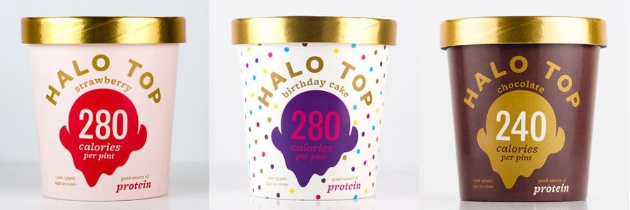 Halo Top Ice Cream Giveaway