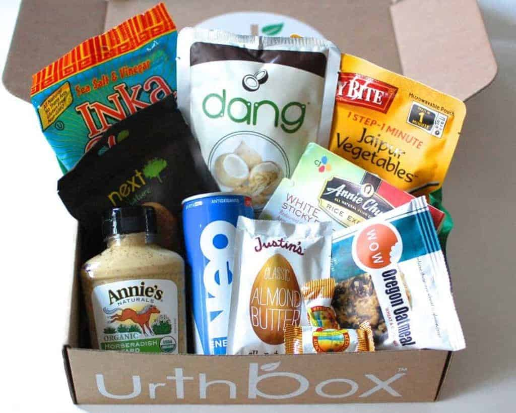 UrthBox Lets You Snack Without The Guilt