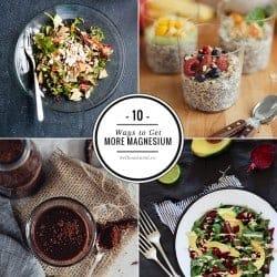 10 Natural Ways To Get More Magnesium