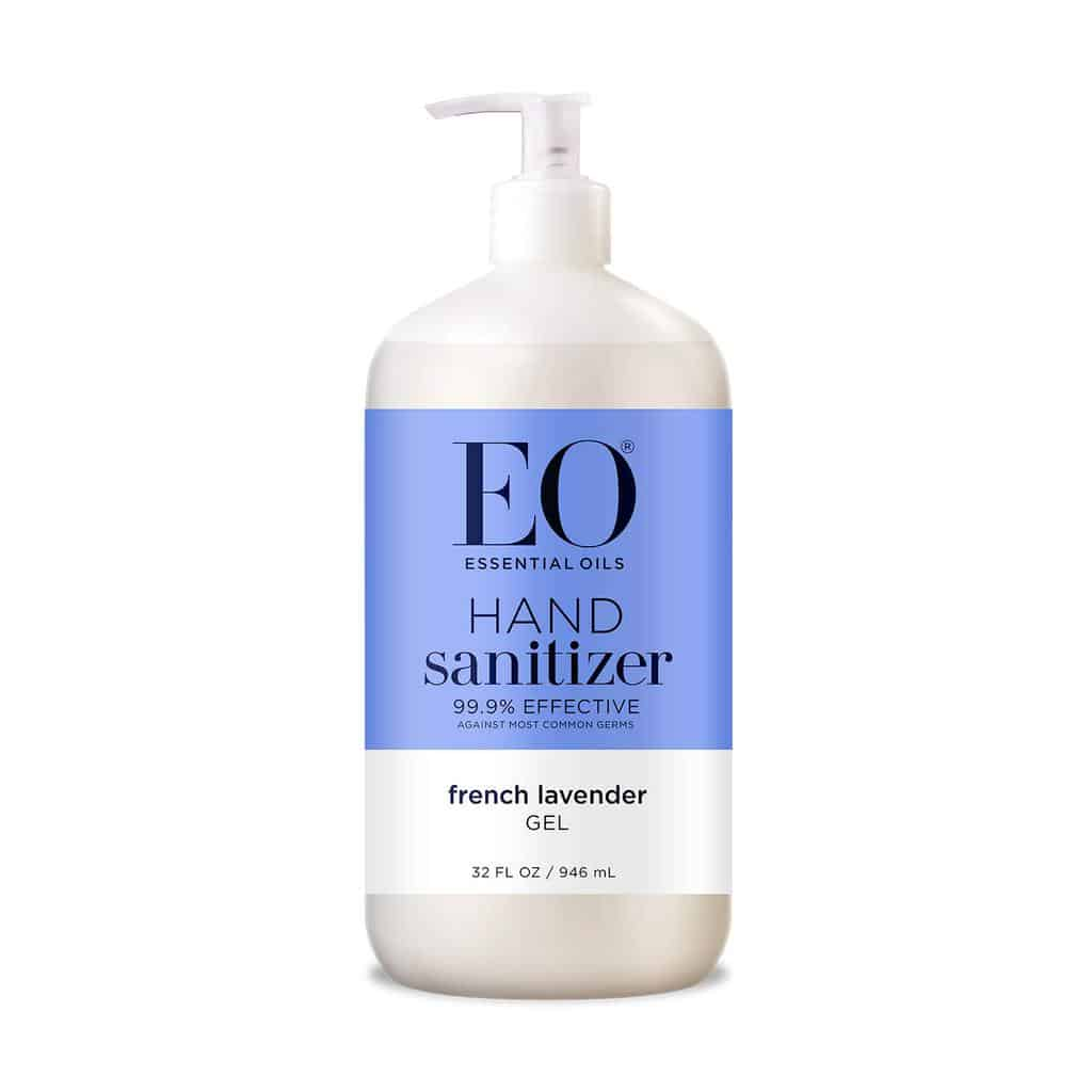 Eo Essential Oil Hand Sanitizing Gel - 10 Best Clean Hand Sanitizers