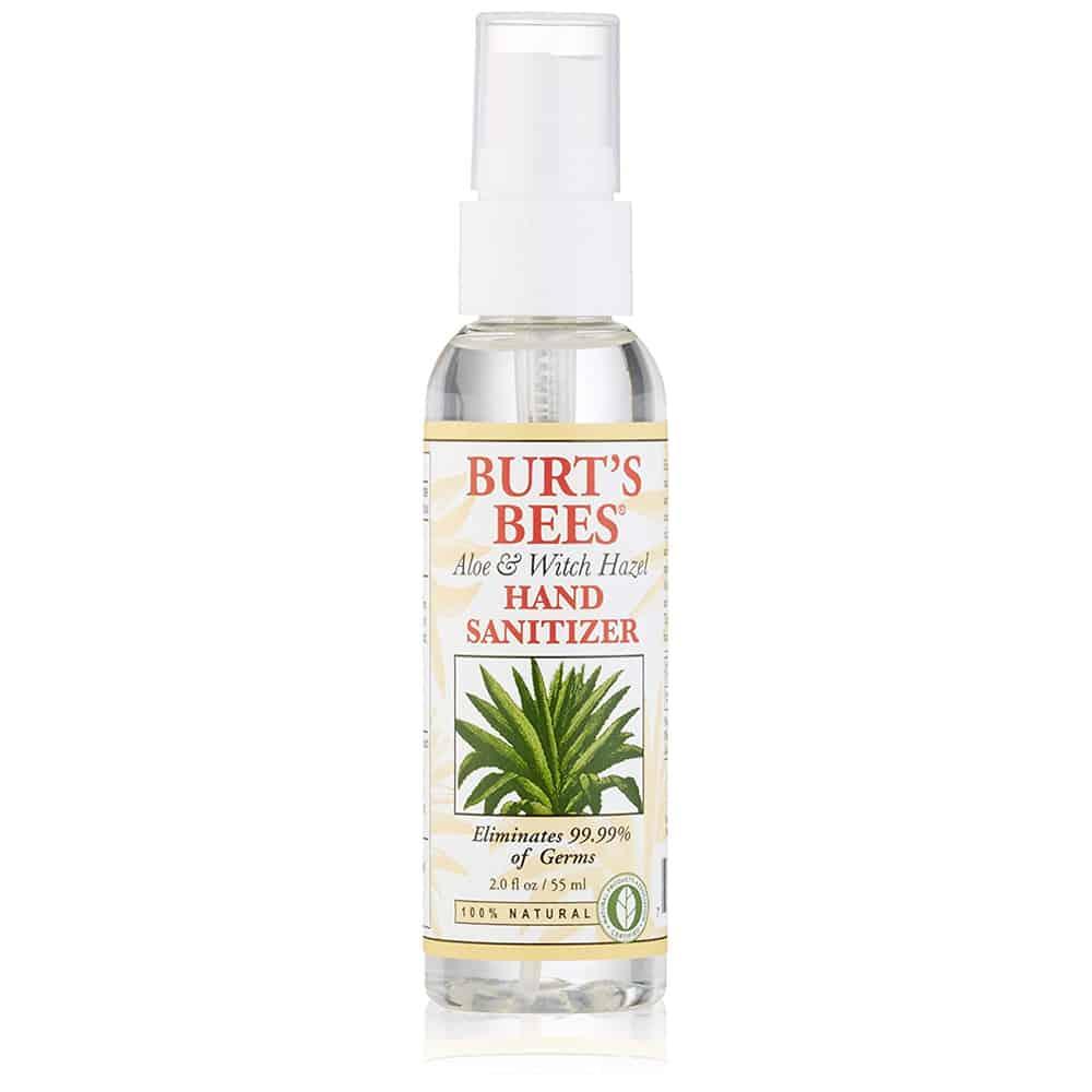Burt's Bees Hand Sanitizer - 10 Best Clean Hand Sanitizers