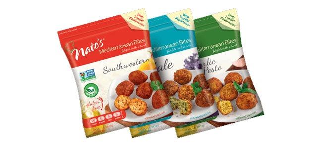 Nate's Mediterranean Bites Giveaway | HelloGlow.co