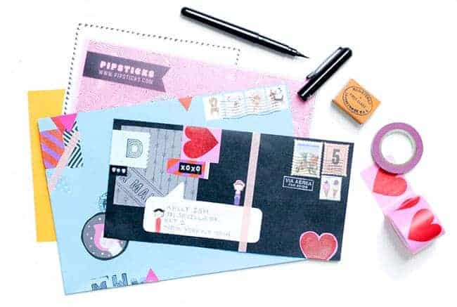 Pipsticks Adult ProPack Sticker Giveaway