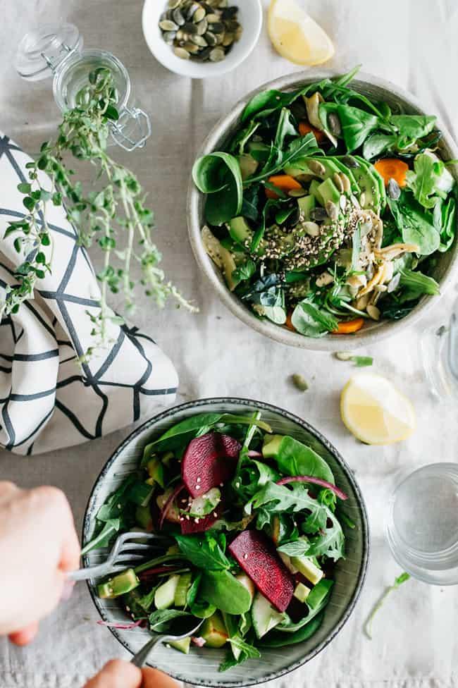 2 Beauty-Boosting Salads