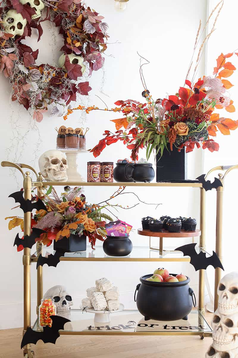 Halloween Party Bar from Sugar & Charm