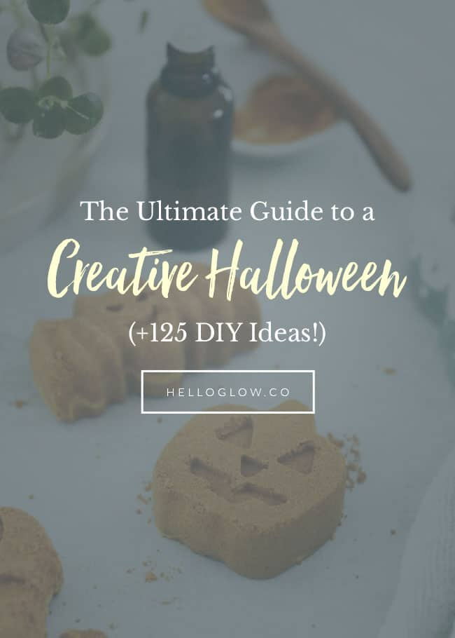 The Ultimate Guide to a Creative Halloween - HelloGlow.co