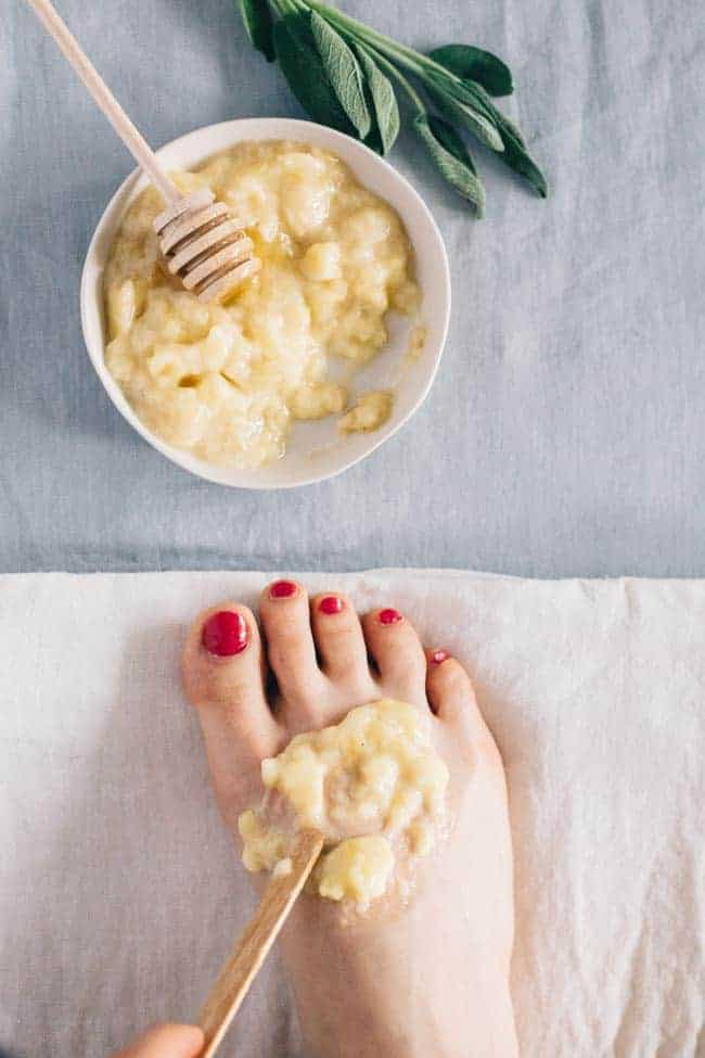 10 Ways To Mash Up A Banana Mask For Face Hair Feet