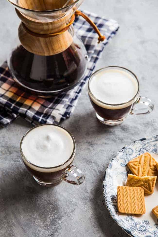 How to Make an Agave Irish Coffee Cocktail