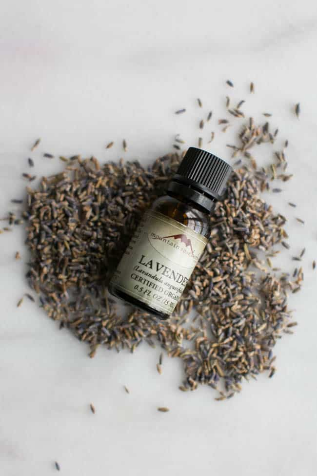 Lavender | 6 Natural Burn Remedies