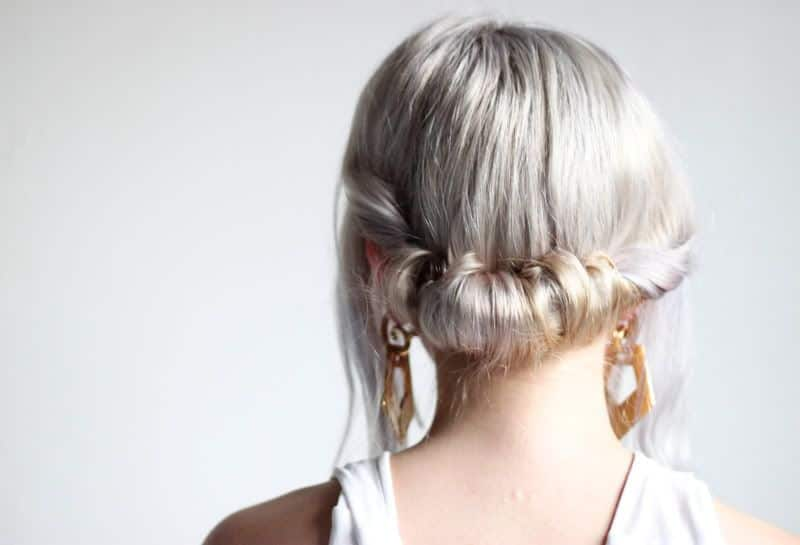 Quick hair routine by Love Aesthetics