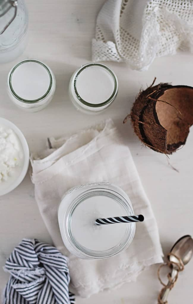 The Beauty Benefits of Coconut Water + 25 Tasty Coconut Water Recipes