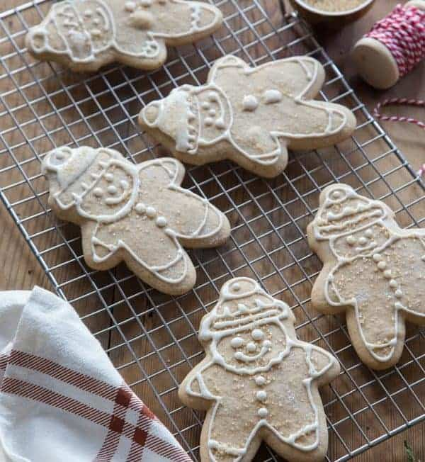 Make Your Own Gingerbread Cookies with Real Ginger