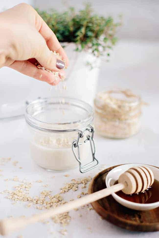 Coconut Milk Bath Soak | 3 Homemade Coconut Milk Beauty Recipes