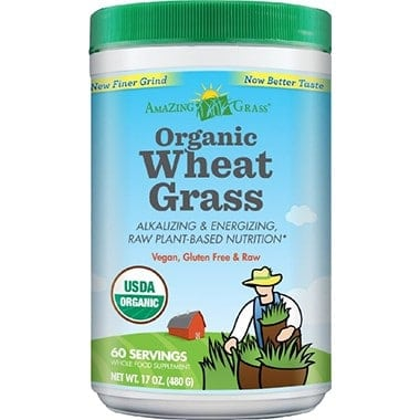 Amazing Grass Wheatgrass