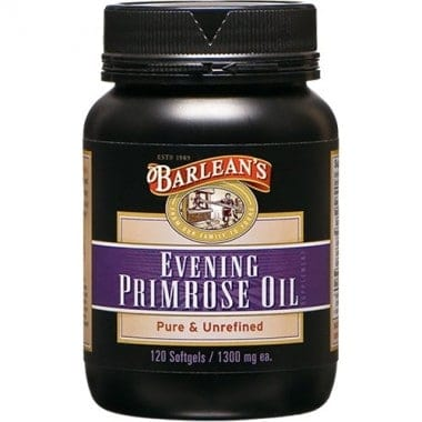 Barlean's Organic Evening Primrose Oil