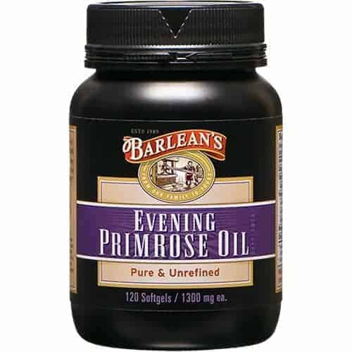 Barlean's Organic Evening Primrose Oil