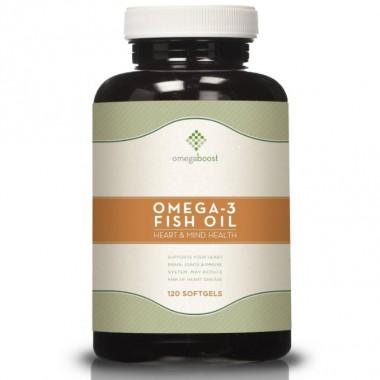 OmegaBoost Fish Oil