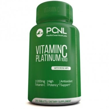 PacificCoast NutriLabs Vitamin C Platinum
