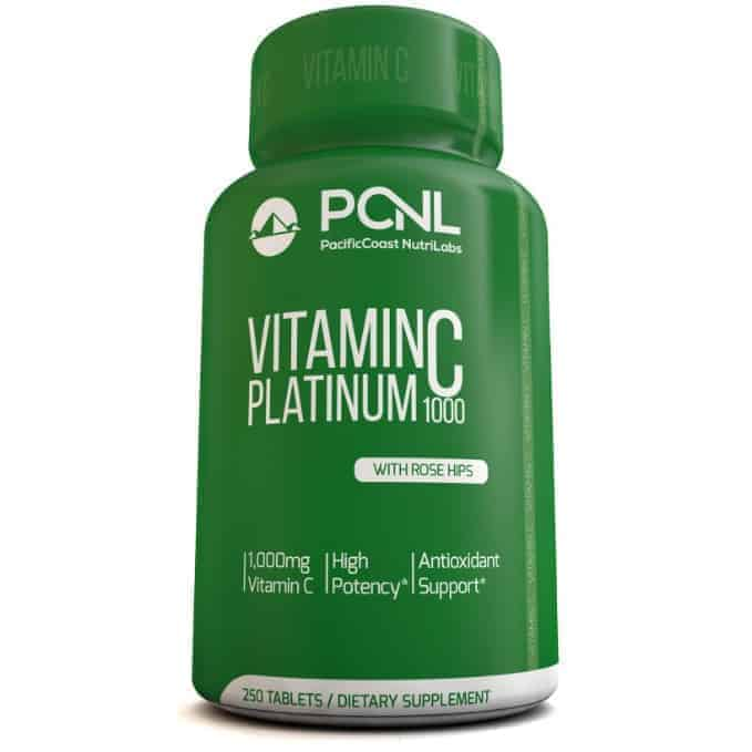 PacificCoast NutriLabs Vitamin C Platinum