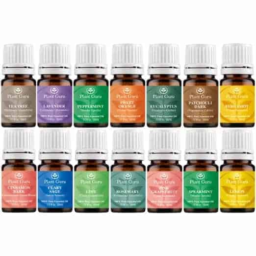 Essential Oil Variety Set