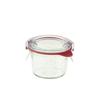 Weck Mold Jar Set