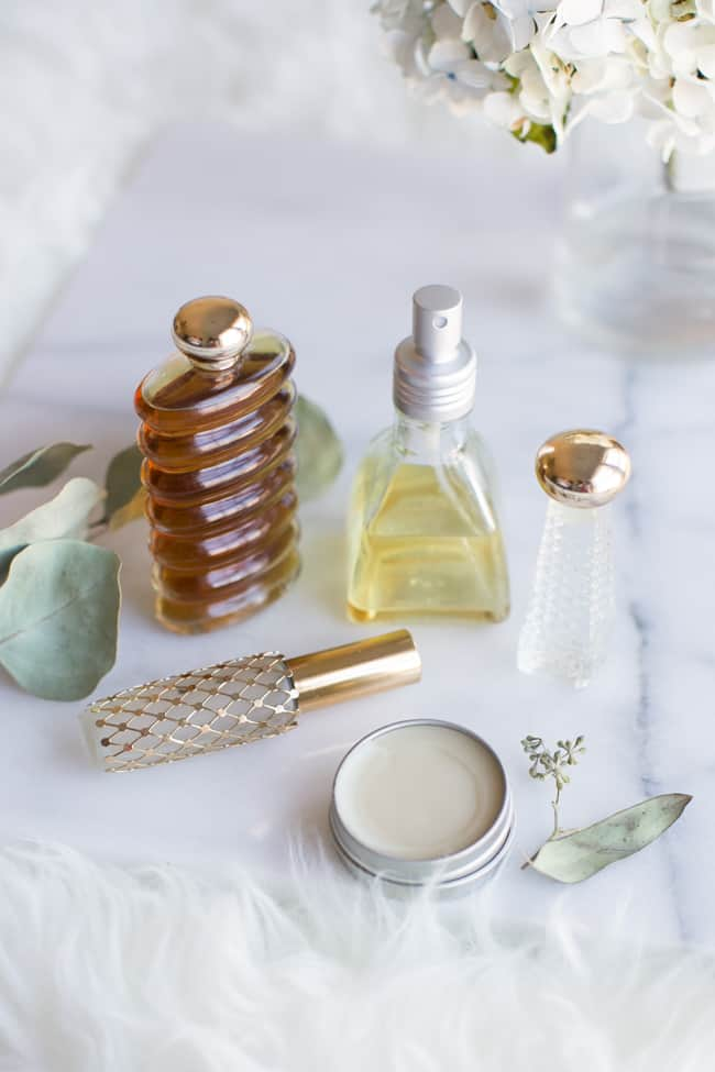 4 Ways to Make Perfume